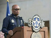 Dallas Police Chief David Brown speaks of the officers killed in the recent sniper attack in Dallas, Texas