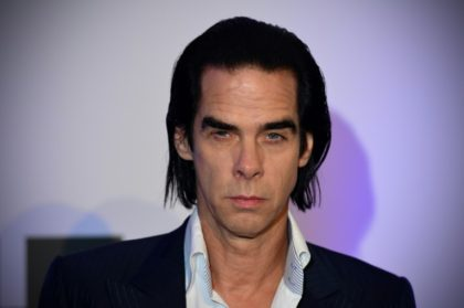 Australian alternative rocker Nick Cave, photographed in London in September 2014
