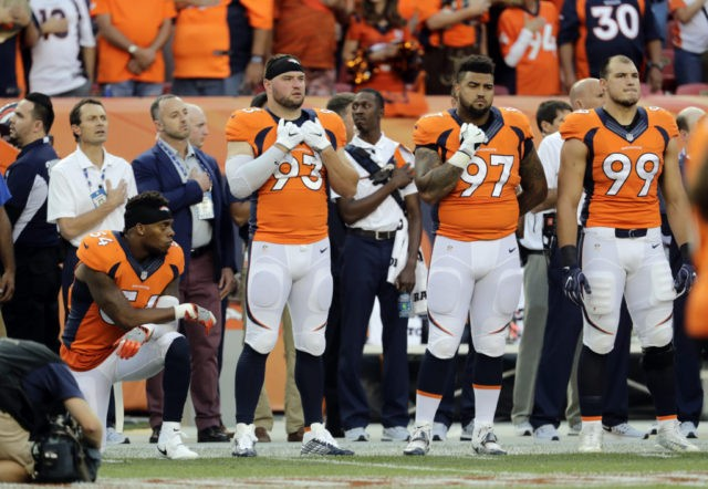 More NFL Players Join Protests Against Racial Inequality
