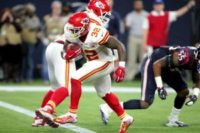 Fantasy Football Alert: RB Spencer Ware Week 1 starter for Kansas City Chiefs