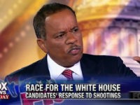 Juan Williams: 'There's A Lot Of White Denial' About Policing and Race