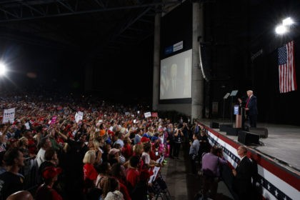 Exclusive: Pictures and Video from 20K+ Trump Rally in Tampa