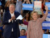 Al Gore and Hillary Clinton (Associated Press)