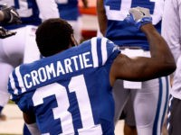 NFL Wife: Colts Cut Antonio Cromartie Because of Anthem Protest