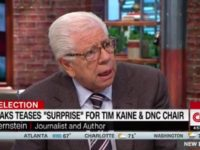 Carl Bernstein: Trump Is Setting Himself Up as the Head of a 'Real Neo-fascist Movement and Media Empire'