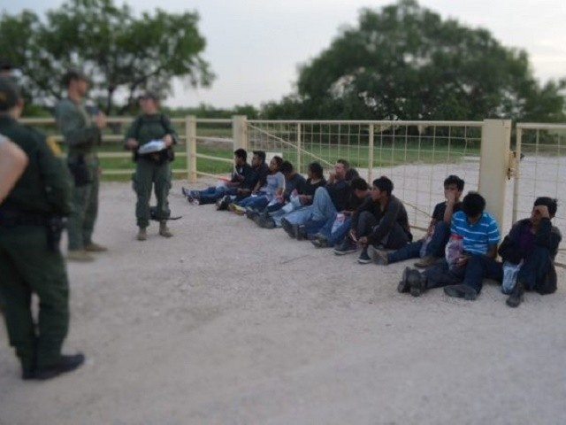 Migrant Group Apprehended in Texas' Deadliest Human Smuggling County