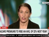HHS Secy Burwell On 'If You Like Your Healthcare Plan' Promise: More Have Insurance, 'Many Tools' Provided
