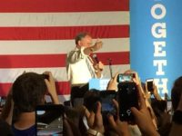 Tim Kaine Attempts FSU Seminole War Chant