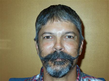 Chris Wayne Cavalier (Photo: Texas Department of Public Safety Sex Offender Registry)