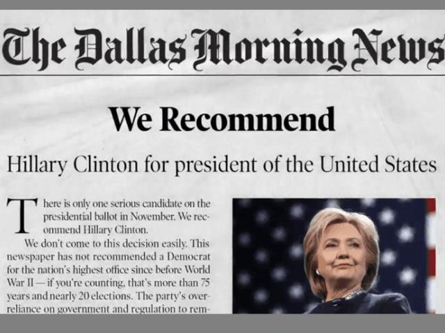 Clinton DMN ad