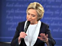 Clinton Debate Getty