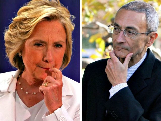 Clinton and Podesta Calculate