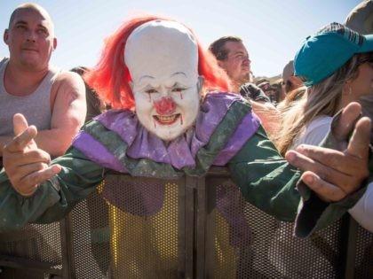Clown (Amy Harris / Invision / Associated Press)