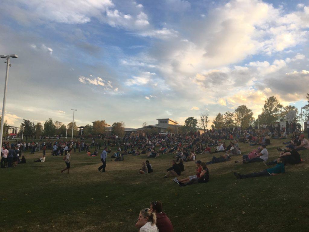 Colorado Exterior Dusk