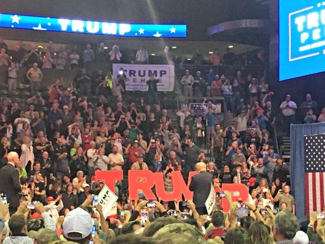 Colorado Trump Rally