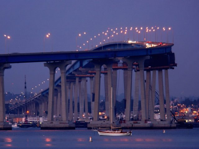 Coronado Bridge (David McNew / Getty)