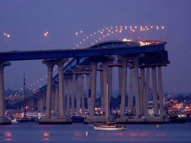 Coronado Bridge (David McNew / Getty)