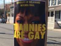 Milo 'Trannies Are Gay' Posters Taken Down By University Police Ahead of Delaware Show