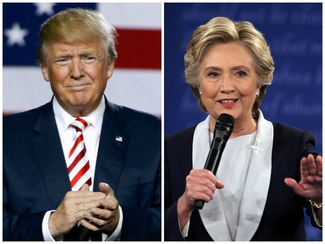Report: Donald Trump's 2016 TV Ads Promised Policies, Clinton's Ads Were Personal Attacks