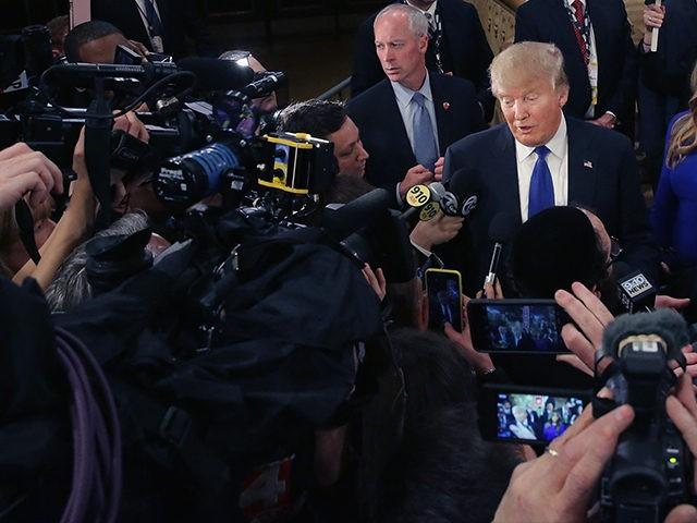 Donald-Trump-media-scrum-Detroit-March-3-2026-Getty