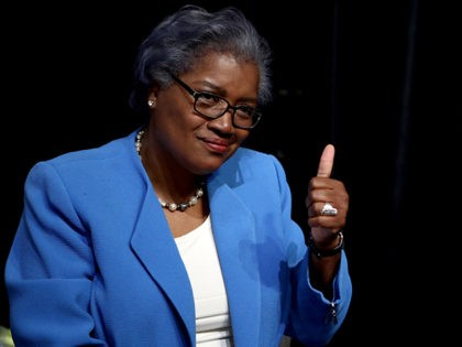 DNC Chair Brazile Says Question About WikiLeaks Emails Is 'Persecution,' Questioner 'Like a Thief'