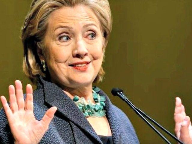 Don't Shoot Hillary Reuters