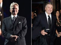 Michael Douglas, Alec Baldwin Line Up To Support 'Anti-NRA' Film