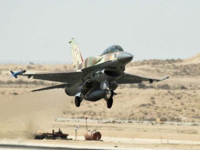 Israel Confirms 200 Strikes in Syria in 18 months