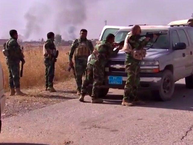 Fighting for Mosul CNN Screenshot