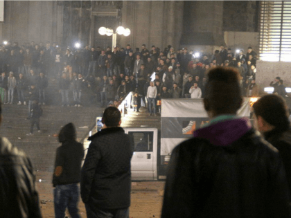 Outrage as Cologne New Year's Eve Sex Attacks Wiped from Crime Record