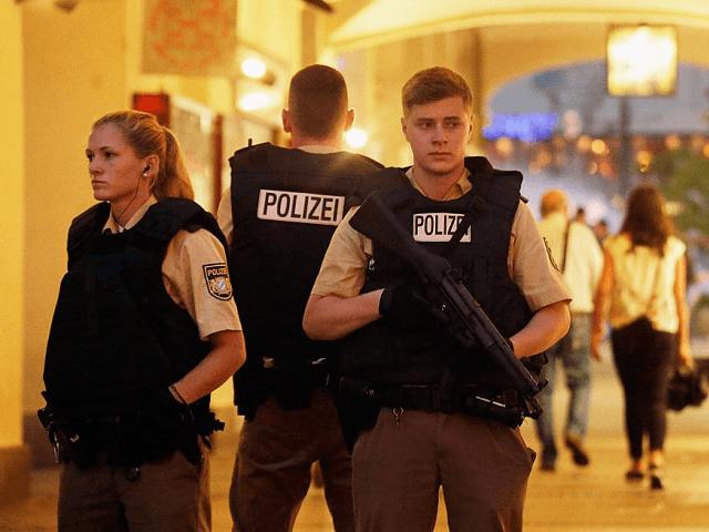 German Police Munich Attack