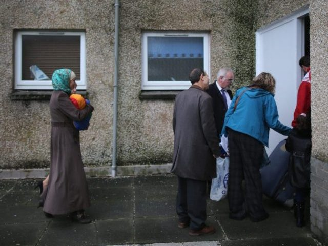 Scottish Island Of Bute Welcomes Syrian Refugee Families