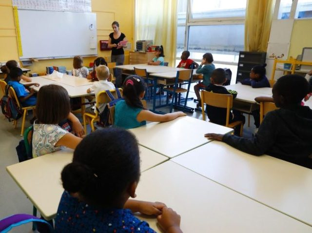 FRANCE-EDUCATION-SCHOOL