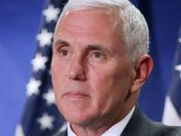 WASHINGTON, DC - SEPTEMBER 13: U.S. Republican vice presidental nominee Gov. Mike Pence address a news conference with House GOP leaders following a conference at Republican headquaters on Capitol Hill September 13, 2016 in Washington, DC. When asked about former vice presidential candidate Speaker Paul Ryan's reluctance to endorse presidential …