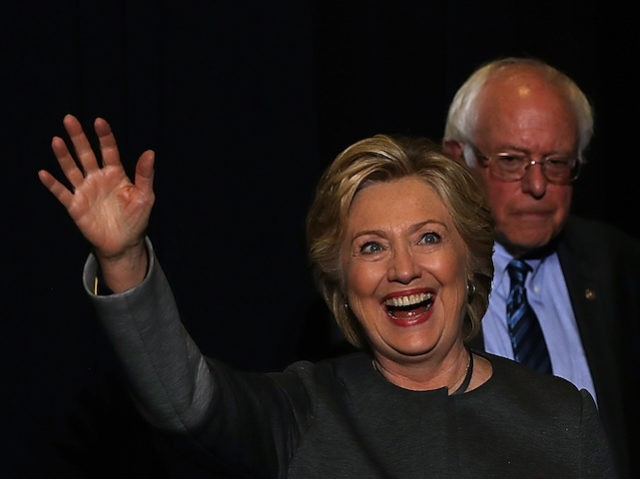 Bernie Sanders backs Clinton after leaked audio