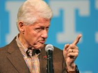 Bill Clinton Slams 'Old Gray-Haired White Guys,' Says Immigration Only Thing 'Keeping Us Young'
