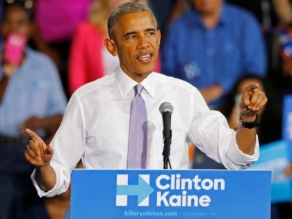 Obama Blames 'Far-Right Media' for 'Pumping Out All Kinds of Crazy Toxic Stuff'