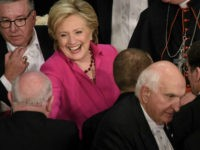 Hillary Clinton Laughs Off 'Basket Of Deplorables' at Al Smith Dinner