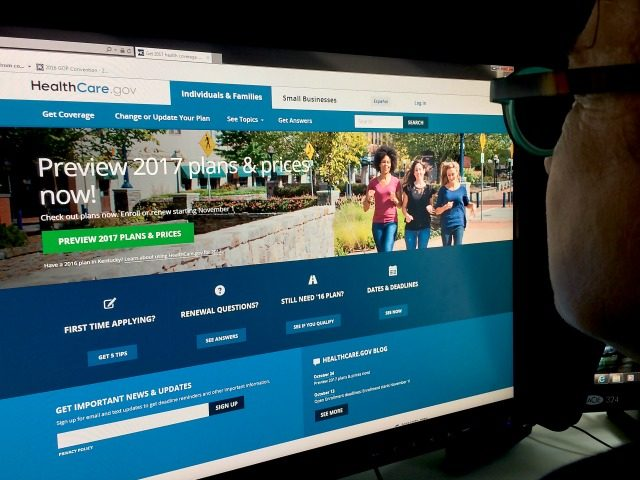 Open Enrollment for Affordable Care Act begins November 1st