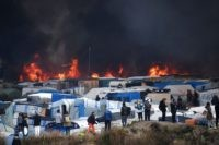 Five Men Gang-Rape Women During Calais Camp Clearance
