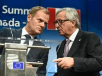 Juncker Tusk EU-Canada Deal