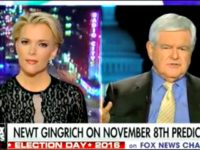 Gingrich and Kelly Fox