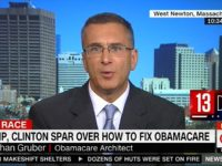 Obamacare Architect: 'The Law Is Working As Designed,' 'We Need a Larger Mandate Penalty'