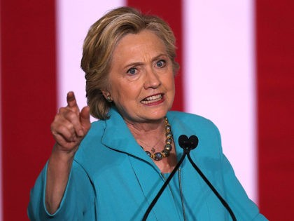 Hillary Clinton: Donald Trump Going to Be 'Very, Very Hard' to Beat if He's Not Impeached