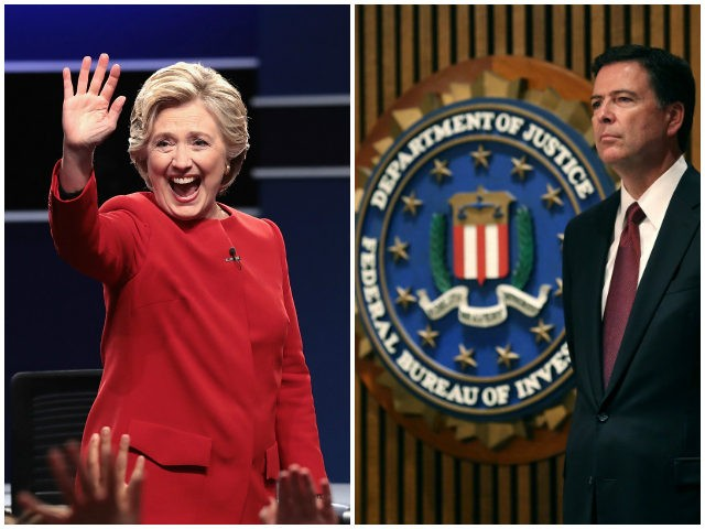 James Comey Drafted Statement Ending Hillary Clinton Email Probe ...