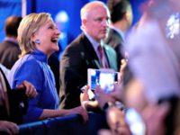 Hillary Raising Money AP