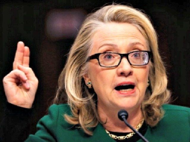 Hillary Testifies Reuters