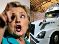 Hillary and 18-Wheeler