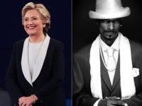 Hillary Clinton: Death Row Records 'Influenced' My Debate Wardrobe