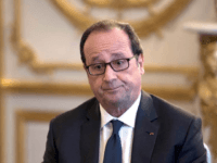 Hollande AFP